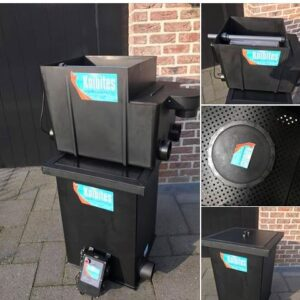 EASY DRUM COMBI SET MET BEWEGEND BED