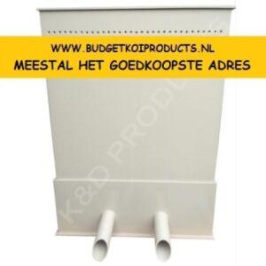 K&D-0009 Trickle filter Mini budgetkoiproducts