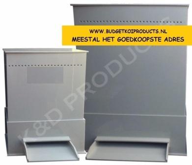 K&D-0010 Trickle filter Mini v budgetkoiproducts