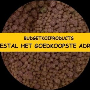KOIHOBBYISTEN MIX BUDGETKOIPRODUCTS.JPG23