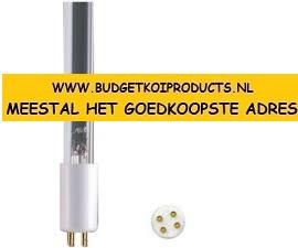 RVS Dompel Amalgaam UVC Vervangingslamp 42 Watt tijdelijk slechts € 39,95