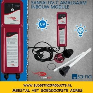 Sansai UV-C Amalgaam 40 Watt.