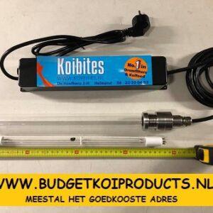 filtreau inox module dompel uvc 40 watt amalgaam